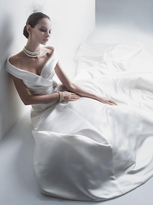 Oleg Cassini Wedding Dresses For Your Dream Day - Dressity