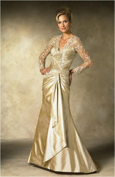 Wedding Dresses For The Mature Bride : Wedding dresses for mature brides dressity