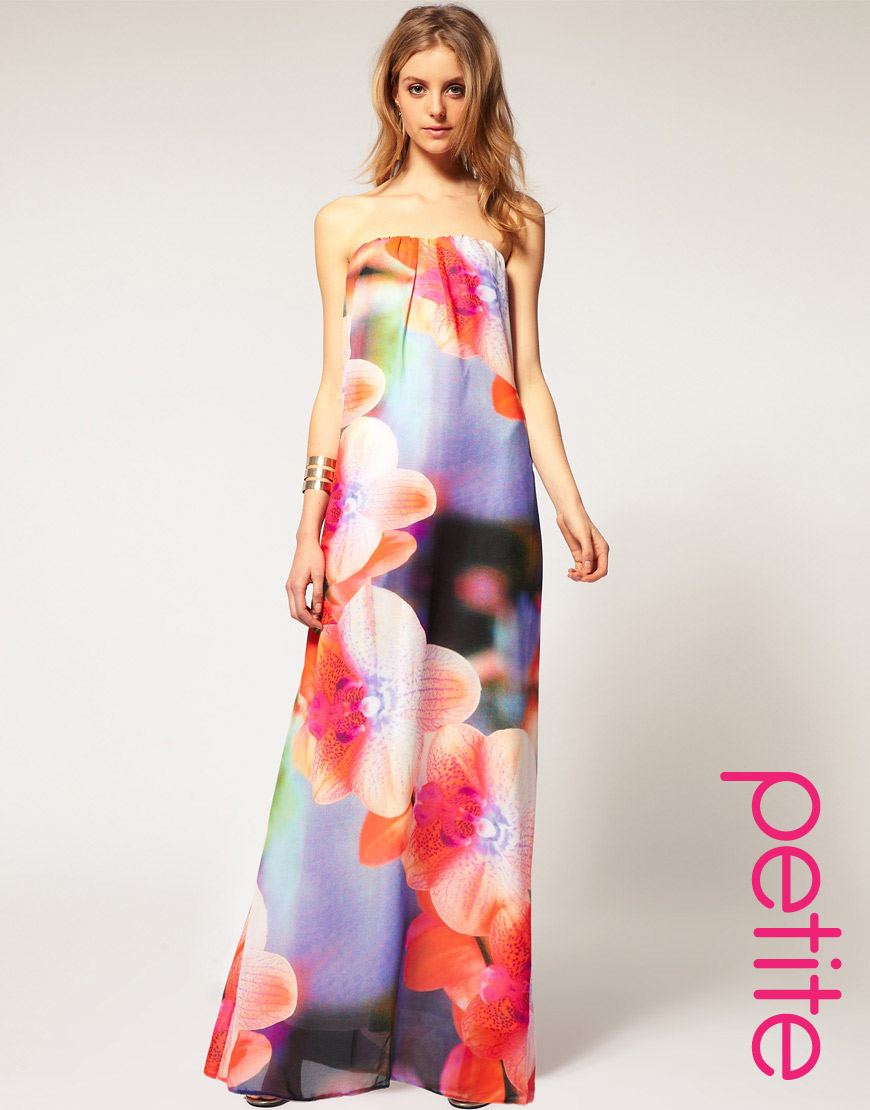 Long Dresses For Petites