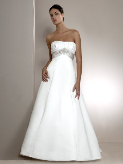 Wedding Dress  on The Timeless Appeal Of Simple Wedding Dresses   Dressity