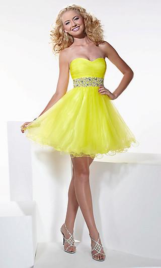 Cute Homecoming Dresses  Dressity