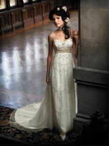 Empire-Waist-Wedding-Dresses