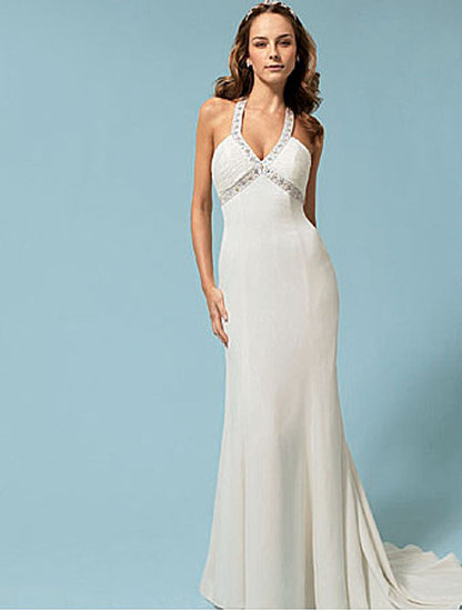 Fabulous Halter Wedding Gowns Gallery