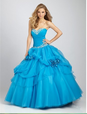 quinceanera gowns Archives - Dressity