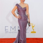 Kelly Osbourne in Zac Posen (Getty)